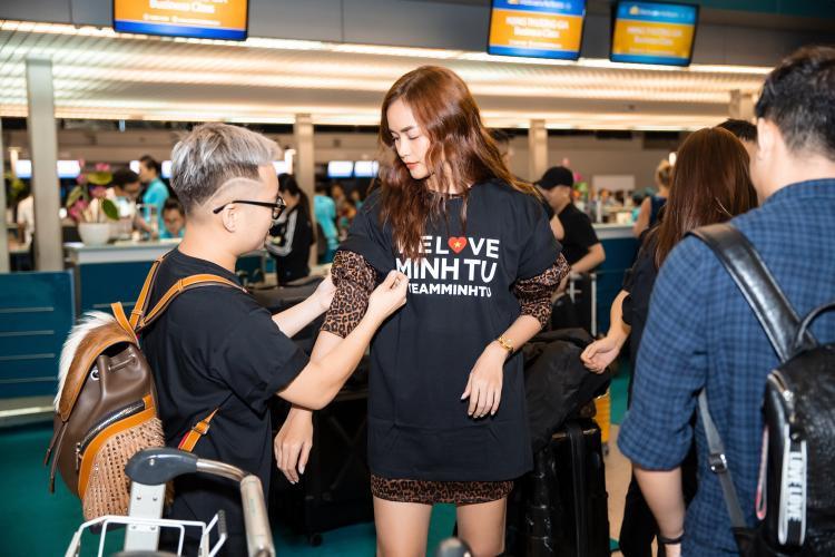 Minh Tú ơi đừng cảm thấy cô đơn tại Miss Supranational nữa, đồng đội đã đến tiếp sức rồi đây!