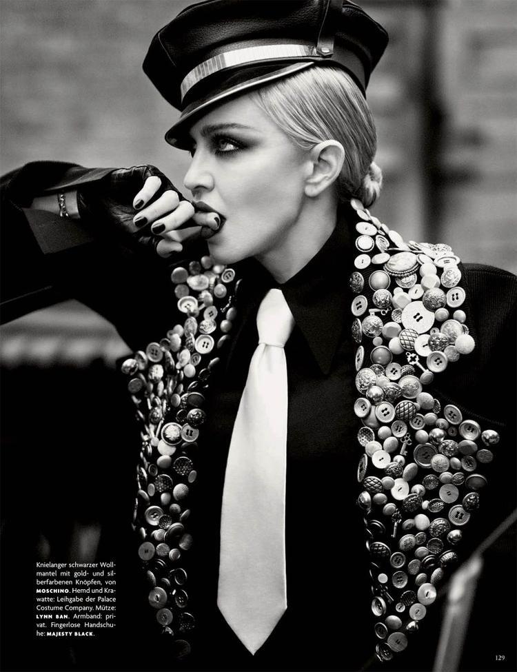 Ngay cả Madonna cũng chưa bao giờ được đánh giá cao về giọng hát.
