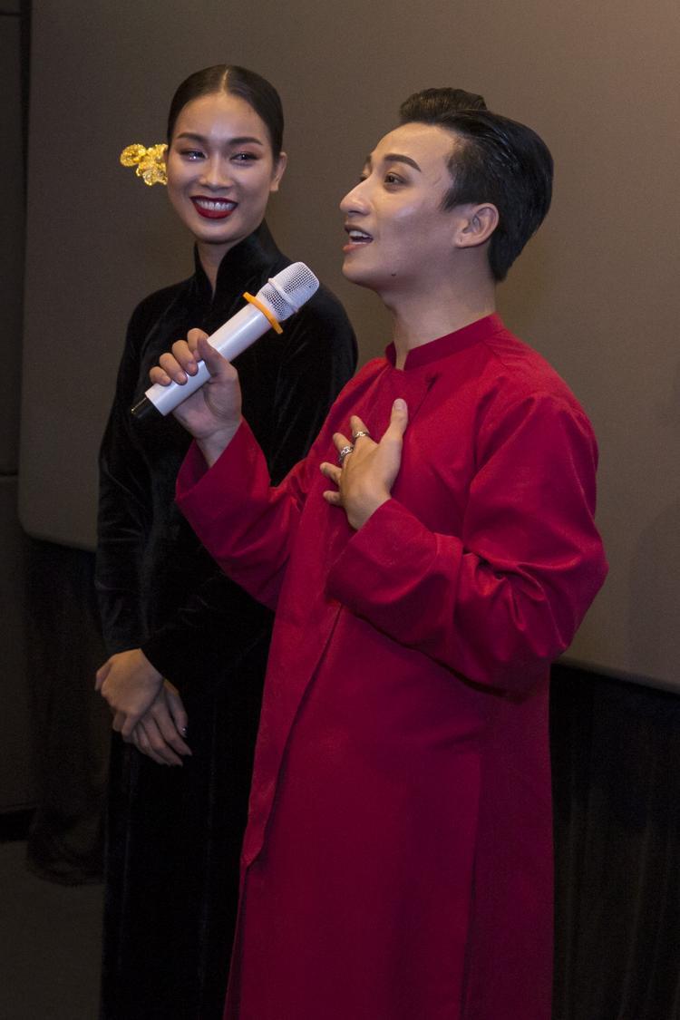 Với hình tượng mới lần này, Adam Lâm mong muốn một lần nữa có thêm cơ hội để được khán giả yêu thương, để được khán giả ủng hộ nhiều hơn nữa trong sự nghiệp đầy chông gai mà anh đã lựa chọn.