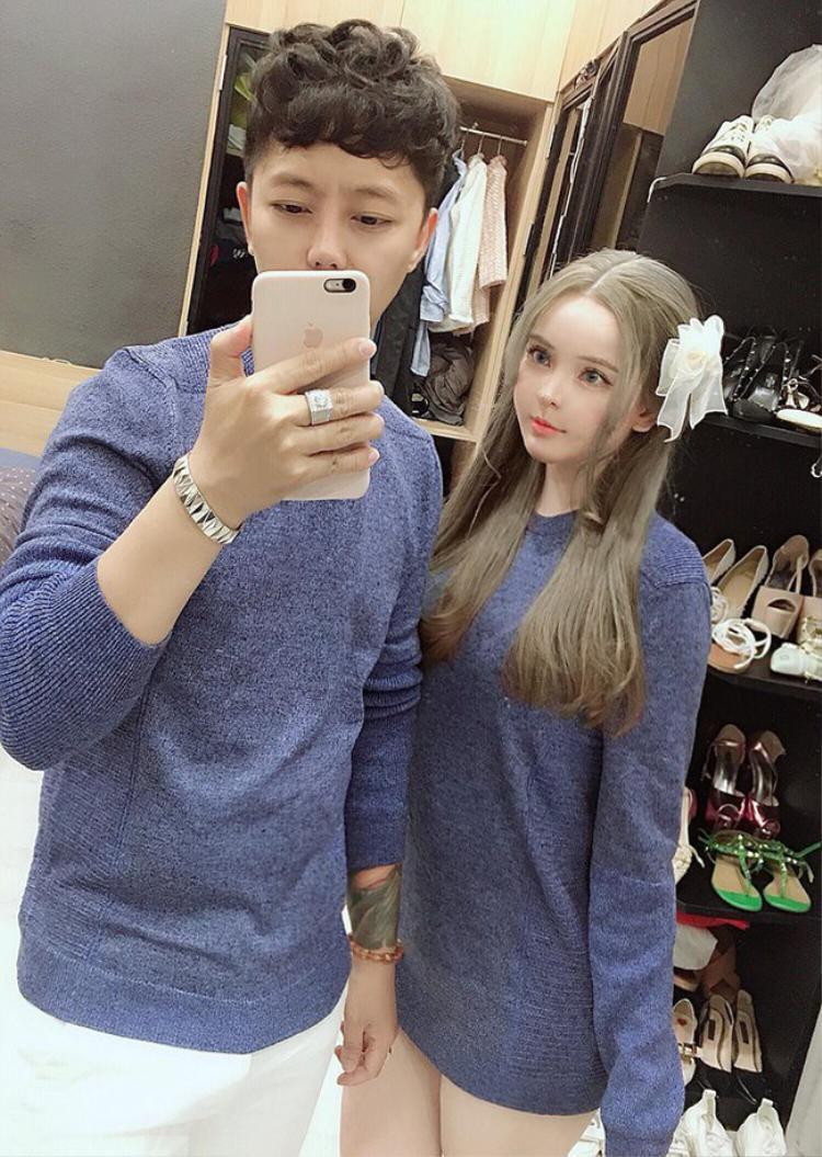 Vợ chồng Vân Tokyo