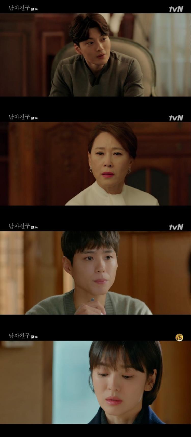 Phát cuồng với câu Tôi đến vì nhớ cô của Park Bo Gum nhưng khán giả Hàn vẫn chê tập 3 Encounter
