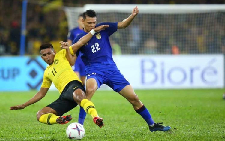 Malaysia kiên cường loại Thái Lan theo cách nghiệt ngã nhất.