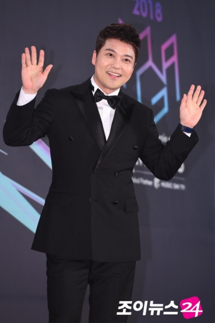 Jun Hyun Moo.