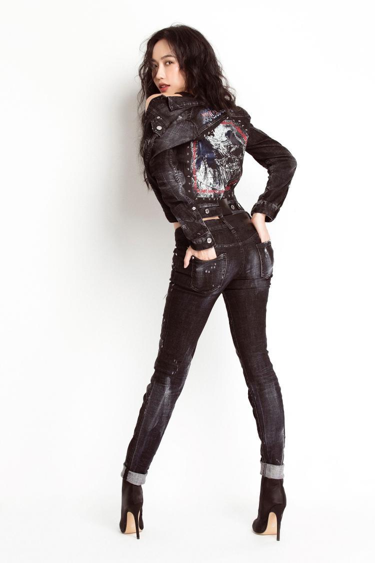 Hết bánh bèo, Diệu Nhi hóa yêu nữ hàng hiệu trong bộ ảnh mới