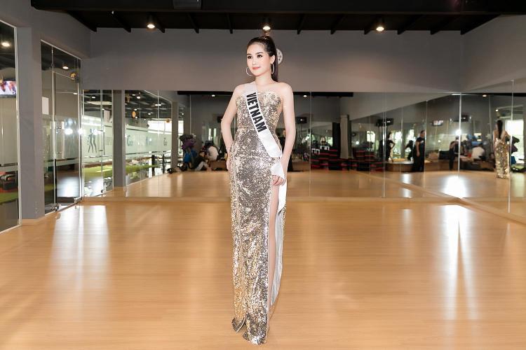 HOT: Cục Nghệ thuật Biểu diễn không cấp phép cho Lê Âu Ngân Anh thi Hoa hậu Liên lục địa