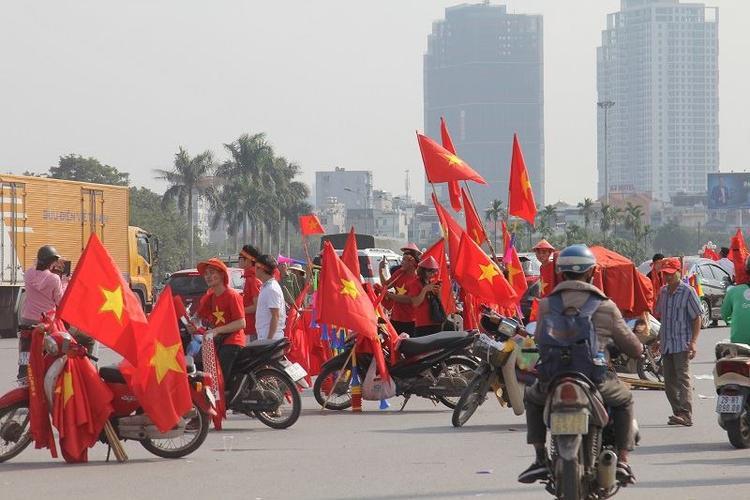 Hà Nội tung hàng nghìn cảnh sát chốt chặn, giữ an ninh trận bán kết lượt về Việt Nam  Philippines