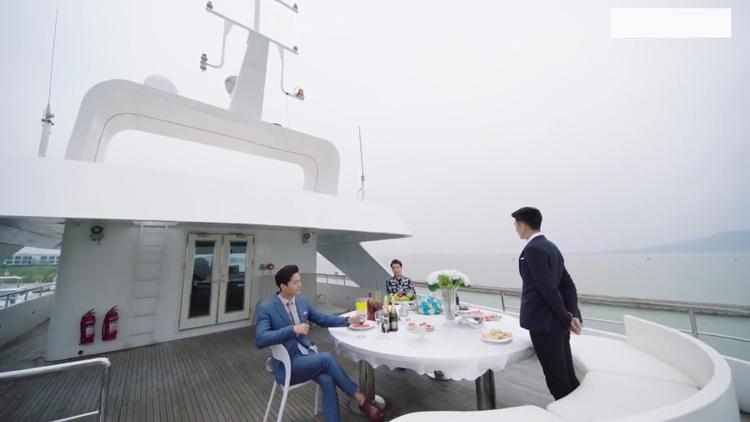 Lệ Trí Thành, Ninh Duy Khải và Trần Tranh chính thức bước chân lên một chiếc thuyền cùng nhau hợp tác đôi bên cùng có lợi.