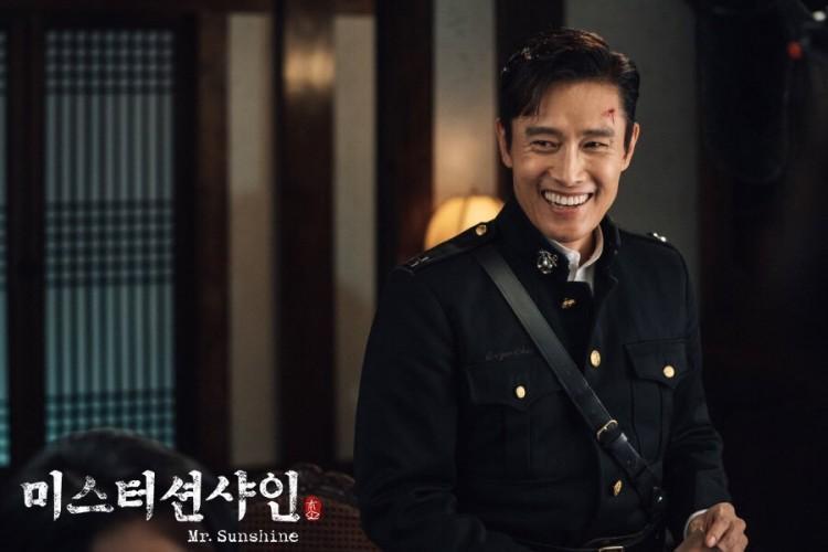 Lee Byung Hun.
