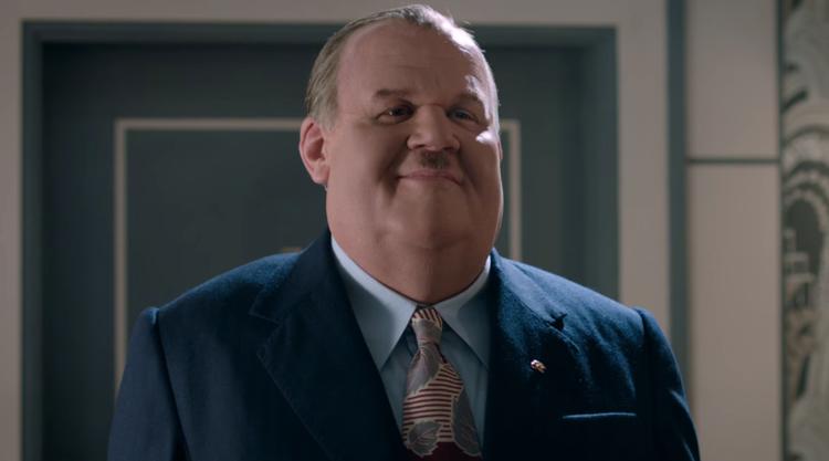 John C. Reilly trong Stan  Ollie.