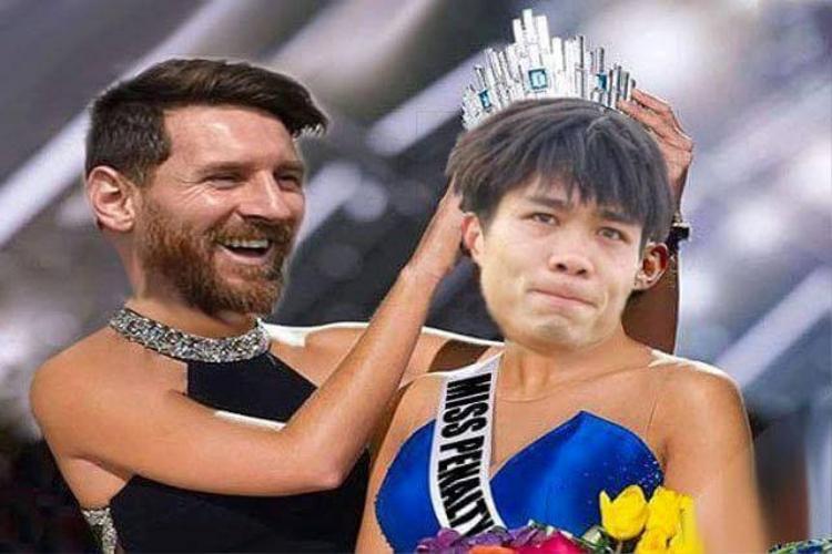 """Công Phượng còn được Messi trao vương niệm cho pha bóng """"siêu lừa"""" nhất thế kỷ."""