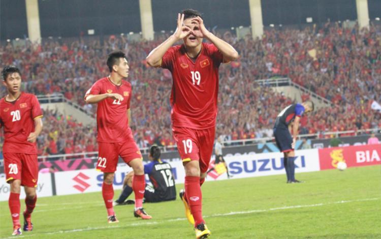 Quang Hải nói gì khi đưa Việt Nam vào chung kết?
