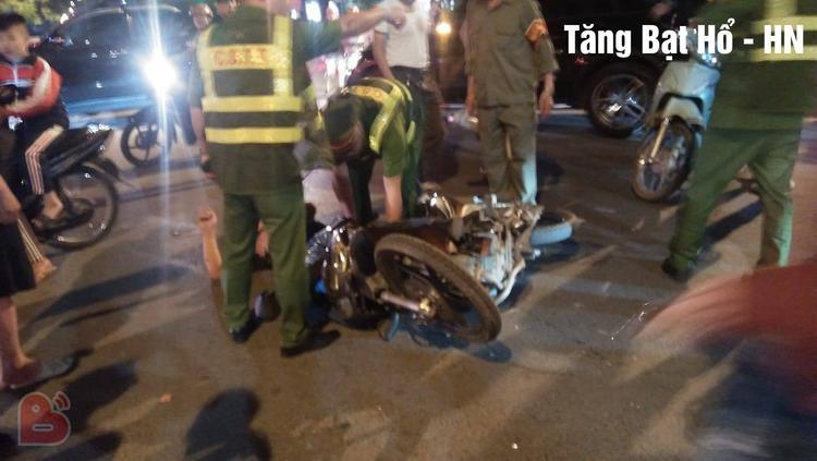 Thêm một tai nạn giao thông ở Tăng Bạt Hổ
