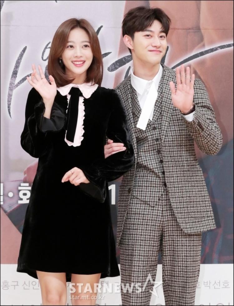 Jo Bo Ah và Kwak Dong Yeon cũng tương tự.