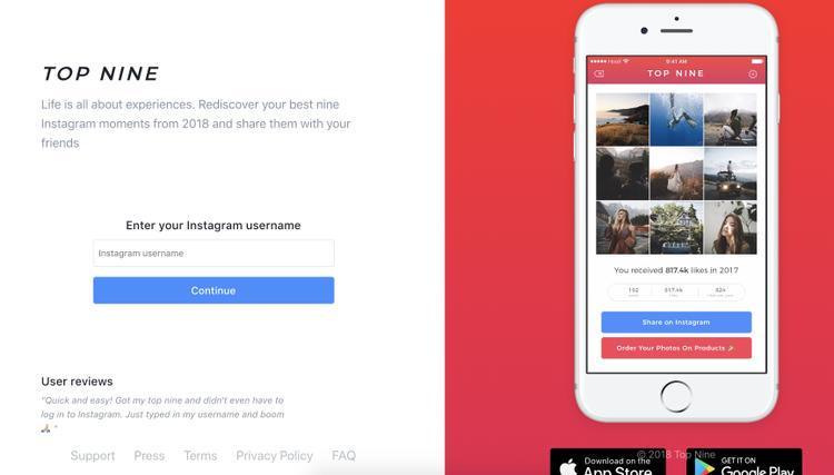 Dân mạng đang hào hứng khoe 9 bức ảnh hot nhất Instagram năm 2018, bạn đã biết cách làm chưa?