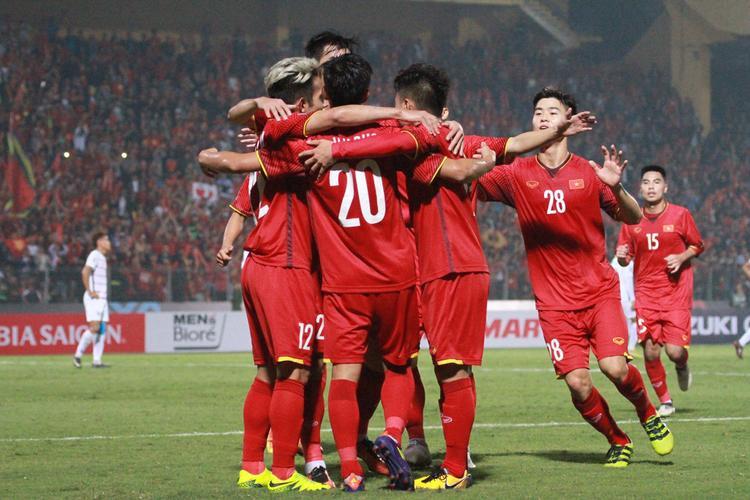 Đánh bại Philippines, đội tuyển Việt Nam và HLV Park Hang-seo được người Hàn ưu ái