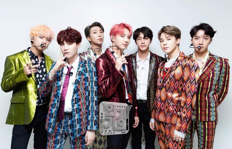Lịch sử đã được ghi nên: Album BTS chính thức nhận được đề cử Grammy đầu tiên