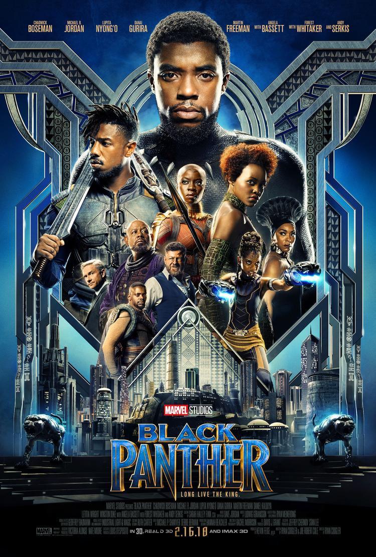 Black Panther bất ngờ được tìm kiếm nhiều nhất trên Google năm 2018.