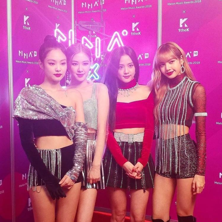 """Melon Music Award là lễ trao giải duy nhất """"may mắn"""" nhận được cái gật đầu của YG cho BlackPink tham dự."""