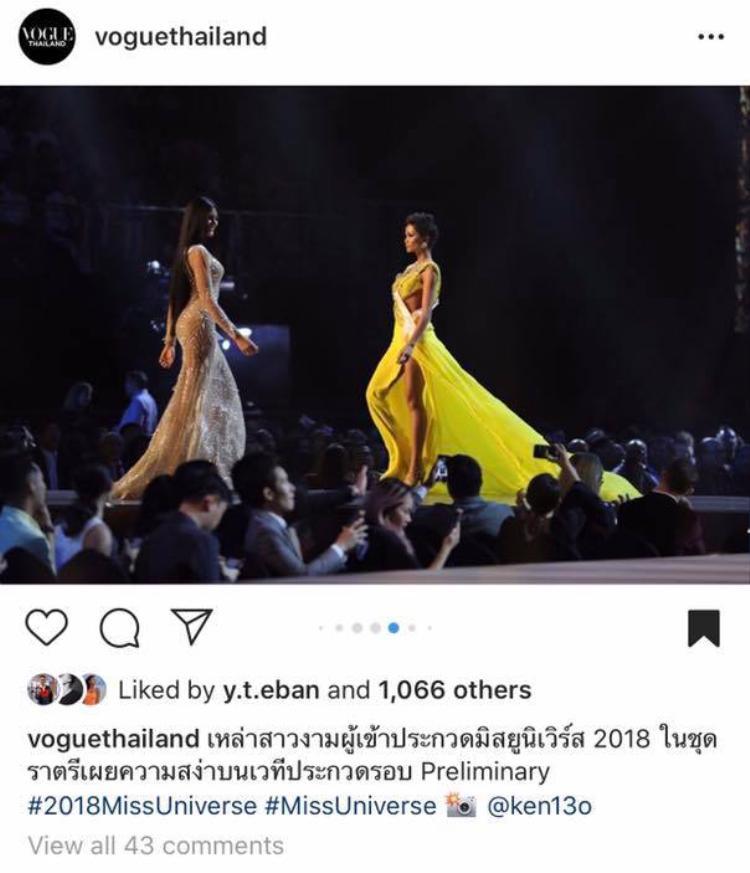 Sau cú xoay người thập kỷ, HHen Niê chiếm sóng báo chí Thái Lan, trở thành cái tên số 1 trong mắt giám khảo