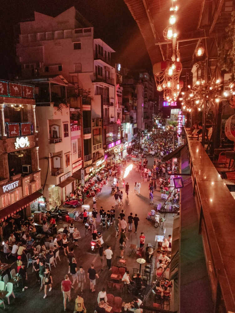 Có một Sài Gòn đa chiều rực rỡ sắc màu trong con mắt của các bạn trẻ đam mê nhiếp ảnh