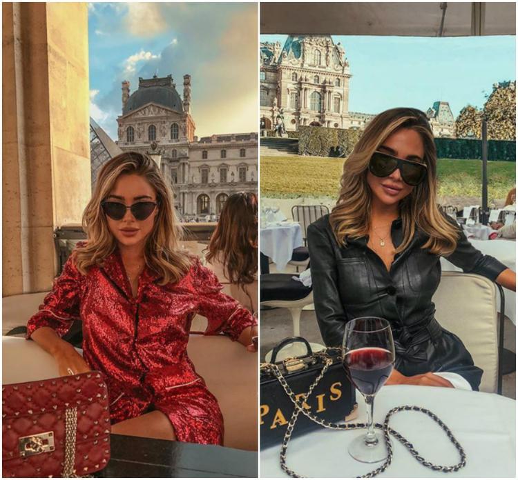Đăng ảnh sống ảo giữa trời Tây, cô nàng nổi tiếng Instagram bị bốc mẽ vì photoshop quá nghiệp dư