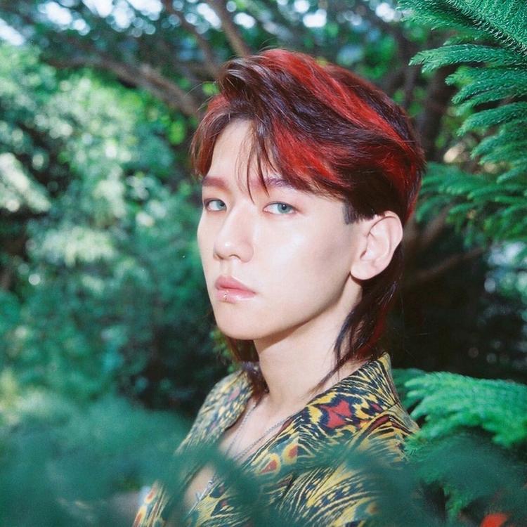 Teaser Ko Ko Bop với mái tóc mullet của Baekhyun làm fan khóc thét.