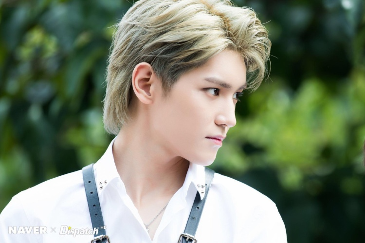 Tưởng Taeyong đã cân được kiểu tóc này…