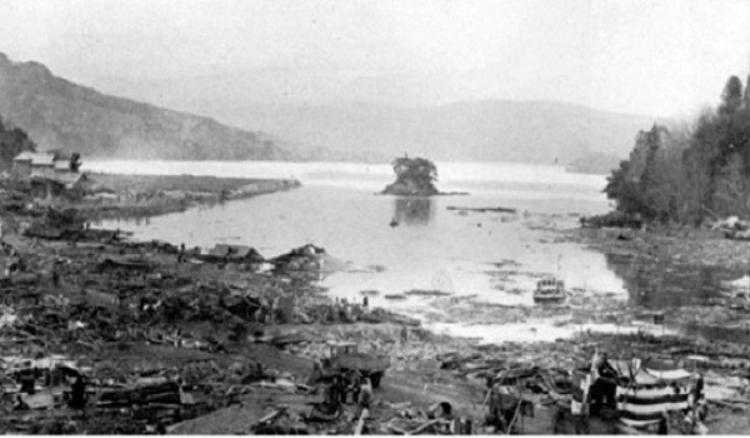5 thảm họa sóng thần kinh hoàng nhất lịch sử