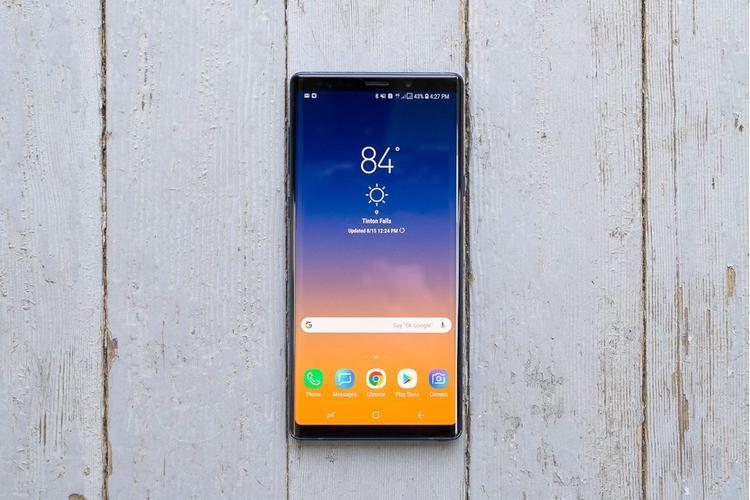 Samsung Galaxy Note 10 sẽ được Samsung trang bị màn hình khổng lồ