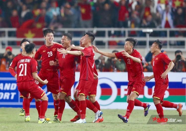 Xem trận đấu giữa đội tuyển Việt Nam và đội tuyển CHDCND Triều Tiên chiều nay (25/12) trên kênh nào?