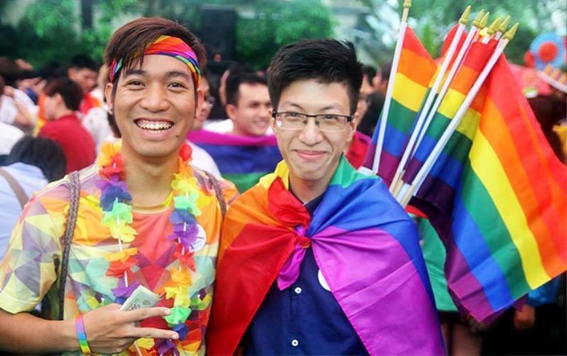 VietPride 2018 đã chính thức bắt đầu, hứa hẹn một mùa 'cầu vồng rực rỡ' cho  cộng đồng LGBT Việt