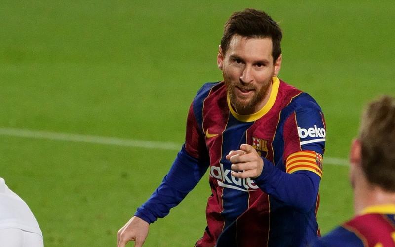 Barca 3-0 Elche: Show diễn đẳng cấp của Messi