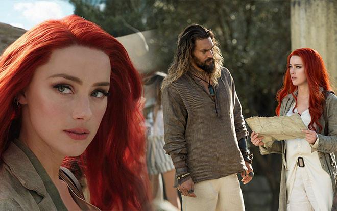 No me importa si Amber Heard sale en Aquaman 2