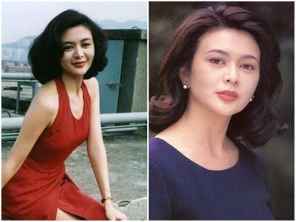 Quan Chi Lâm: Bước chân vào làng giải trí Hong Kong khi mới 17 tuổi, Quan Chi Lâm  với vẻ đẹp vừa dịu dàng, vừa cao quý đã tạo nên cơn sốt yêu thích trong các bộ phim nhựa thập niên 80, 90.