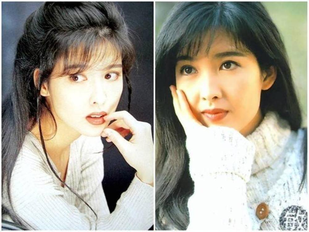 Châu Huệ Mẫn: Vào thập niên 90, chính đôi mắt to tròn, làn da trắng mượt đã giúp Châu Huệ Mẫn tỏa sáng trước ống kính. Bên cạnh đó, nữ diễn viên còn được nhiều khán giả yêu mến bởi vẻ đẹp hiền dịu và tính cách khiêm tốn, thân thiện.