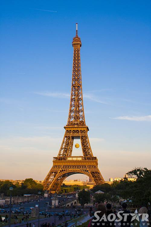 Thap Eiffeln
