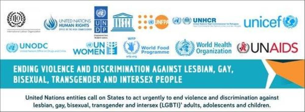 Bản khuyến nghị của 12 tổ chức Liên Hợp Quốc kêu gọi 193 quốc gia thành viên cùng hành động vì quyền của những người LGBTI.