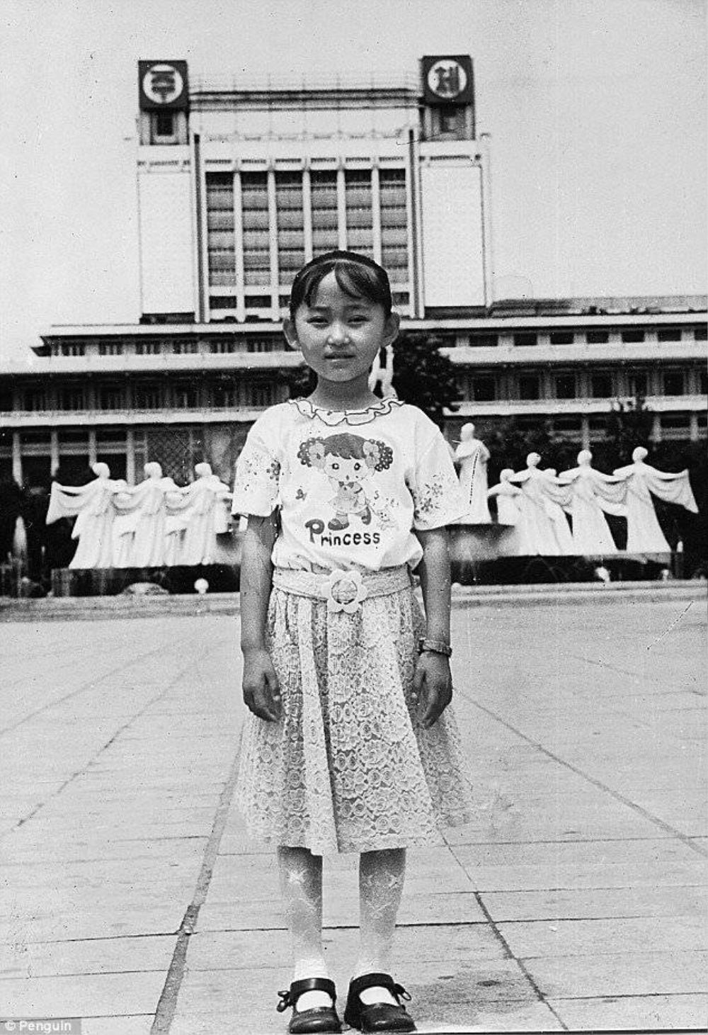 Từ nhỏ, Yeonmi đã là một cô bé xinh xắn đáng yêu.