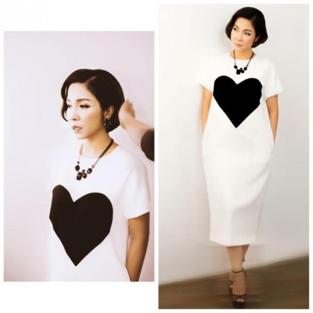 Suốt một thời gian dài, Mỹ Linh không tìm được định hướng phong cách thời trang. Cơ duyên gặp gỡ với nhà thiết kế Đỗ Mạnh Cường đã giúp chị hoàn toàn lột xác.