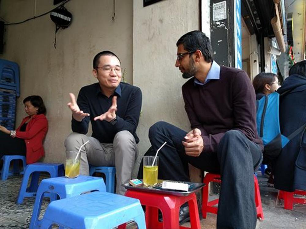 CEO Google o Ha Noi (1)