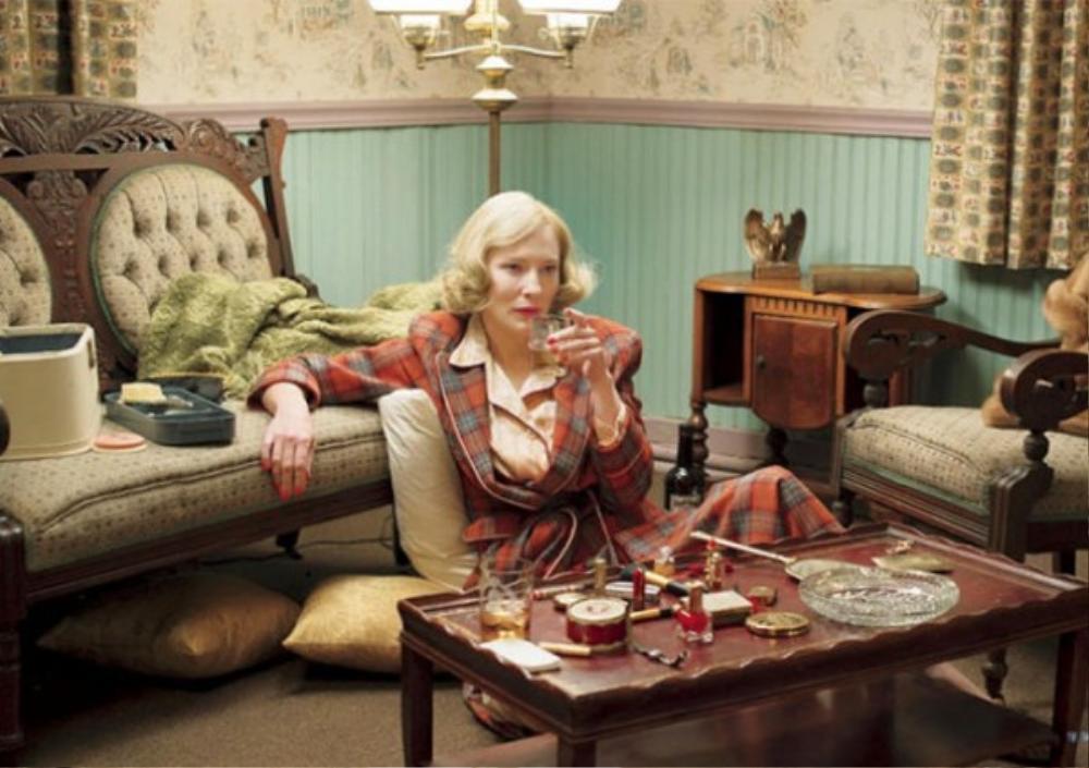 """Cate Blanchett quý phái trong """"Carol""""."""