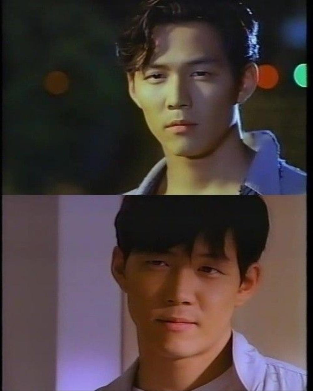 Lee Jung Jae thời trẻ trong phim Cảm xúc.