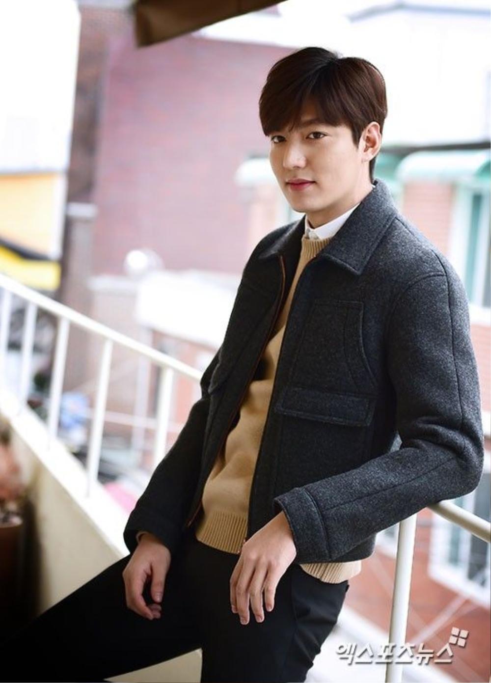 Lee Min Ho xem xét trở lại màn ảnh nhỏ.