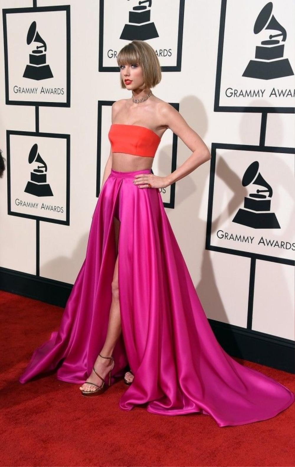 """Taylor Swift là nhân vật quan trọng trong Grammy năm nay với 7 đề cử trong đó có những giải quan trọng như """"Album của năm"""", """"Ca khúc của năm""""...."""