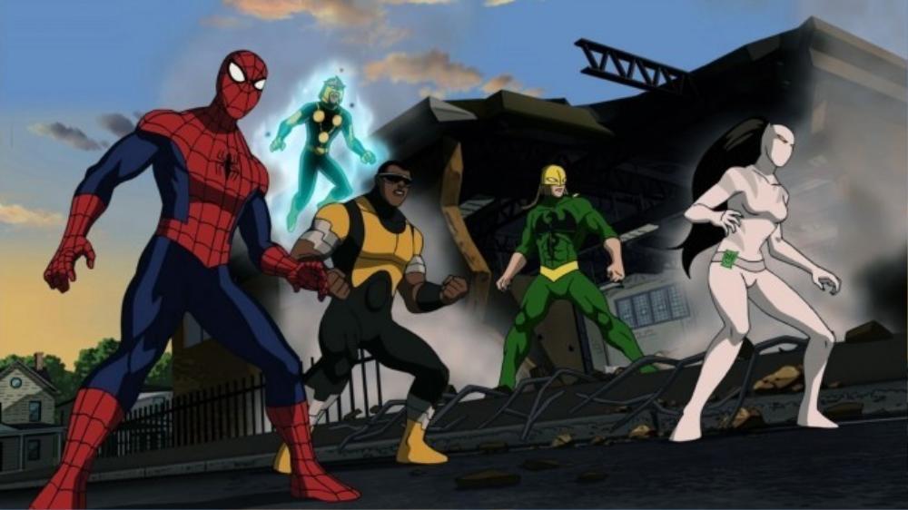 Spiderman va cac dong doi tai SHIELD 1