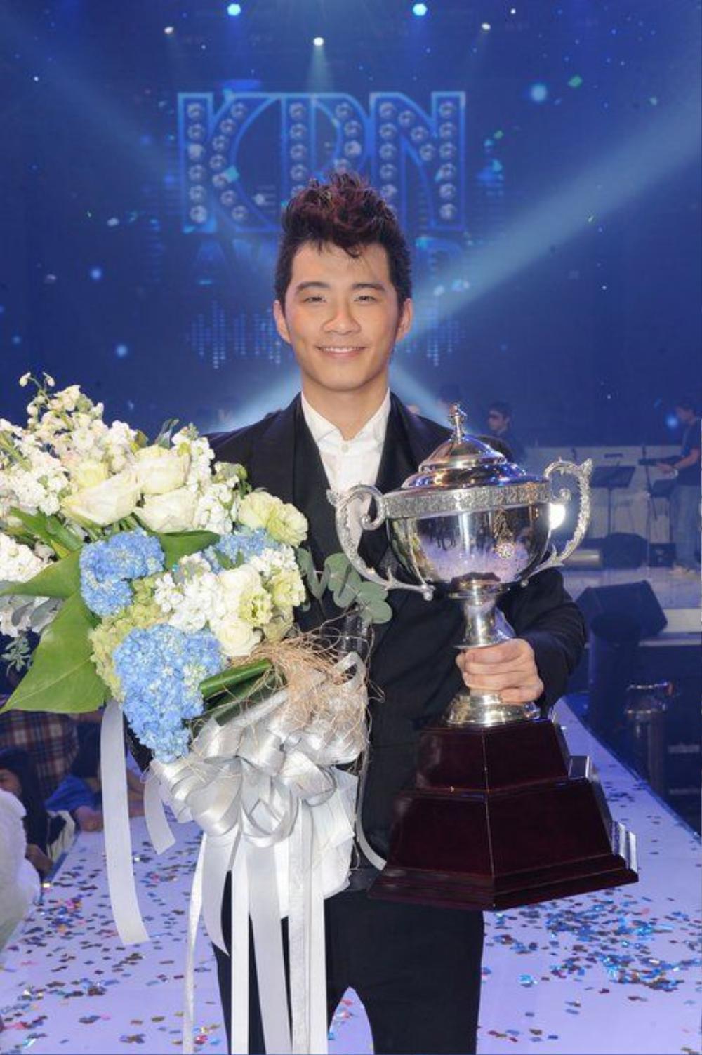 Bie tham gia cuộc thi tìm kiếm tài năng của Hàn Quốc.