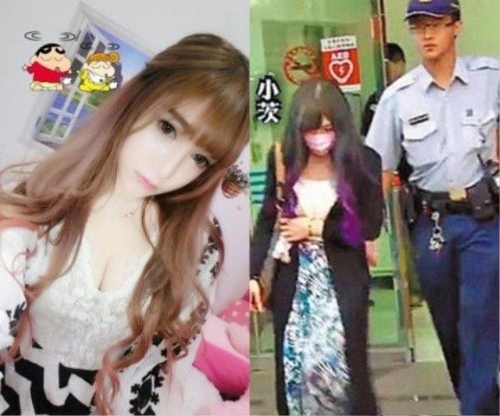 Người mẫu 21 tuổi la làng khi bán dâm đến độ bị bắt.