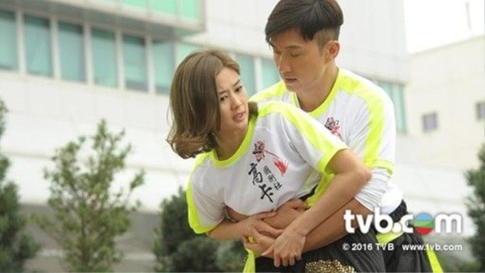 Trong phim, Sầm Lệ Hương sẽ có nhiều phân đoạn tình cảm với Dương Minh và Trần Sơn Thông.