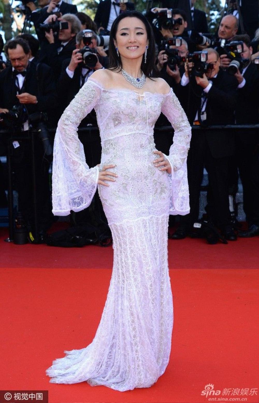 Củng Lợi - ngôi sao điện ảnh hàng đầu Châu Á được chờ đợi tại thảm đỏ Cannes