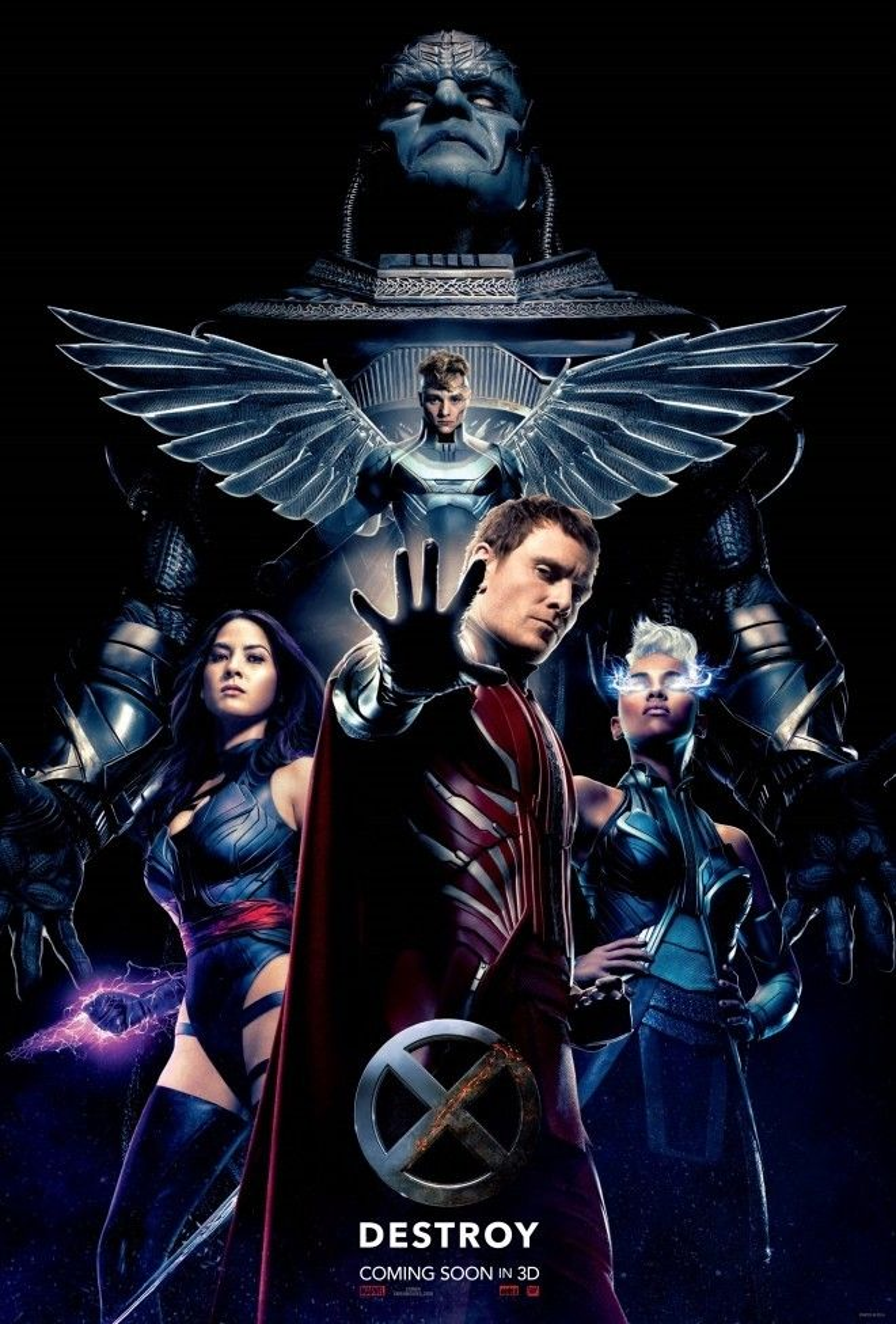 X-Men- New Poster Destroy